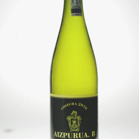 basque white wine euskadi